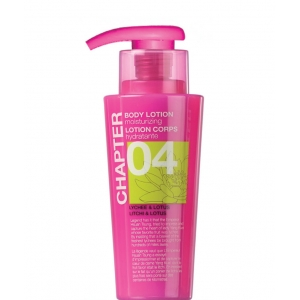 CHAPTER 04 BODY LOTION Lychee & Lotus