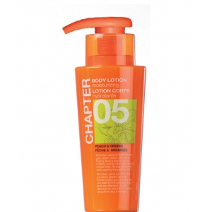 CHAPTER 05 BODY LOTION Peach & Orchid