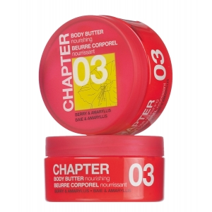 CHAPTER 03 BODY BUTTER Berry & Amaryllis