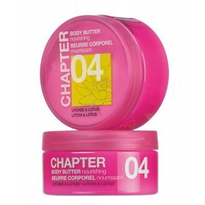 CHAPTER 04 BODY BUTTER Lychee & Lotus
