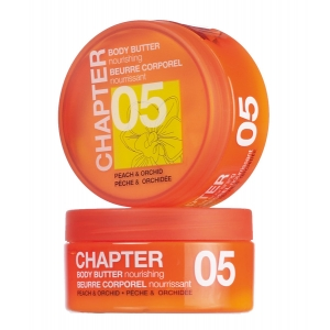 CHAPTER 05 BODY BUTTER Peach & Orchid