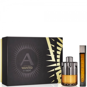COFFRET AZZARO WANTED BY NIGHT AZZARO WANTED