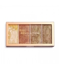 Revolution Vintage Lace Highlighter Palette Palette Highlighter