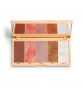 Praline Chocolate Palette Palette Highlighter & Contouring