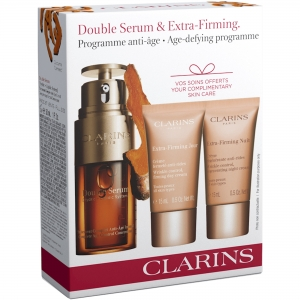 DOUBLE SERUM & EXTRA-FIRMING Programme anti-age