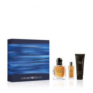 STRONGER WITH YOU Coffret Eau de toilette