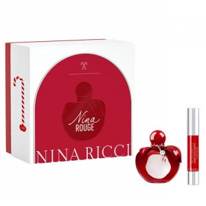 NINA ROUGE Eau de toilette Set