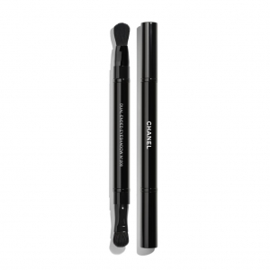 CHANEL BRUSHES Retractable eyelid duo brush n°200