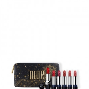 ROUGE DIOR Rechargeable lipstick box - Limited Edition Golden Nights Collection
