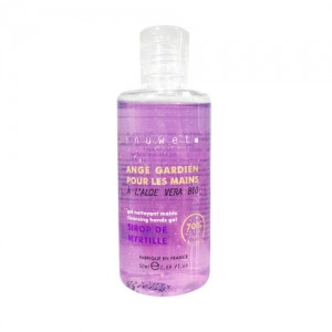 HAND CLEANSING GEL Blueberry