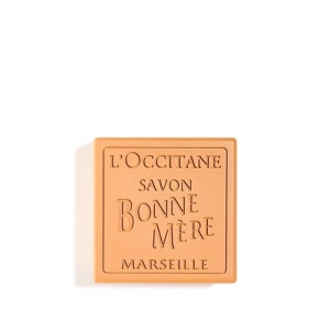 BONNE MERE Lime and Mandarin Soap