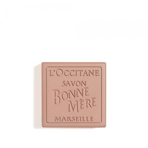 BONNE MERE Linden and Orange Soap