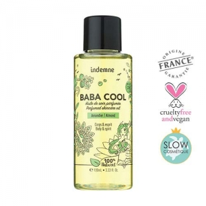 BABA COOL ALMOND Scented oil for body and hair care