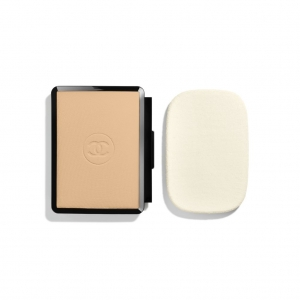 CHANEL ULTRA LE TEINT COMPACT HIGH-HOLD COMPLEXION ULTRA COMFORT - ZERO-DEFECT FINISH Recharge