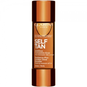 BODY RADIANCE CONCENTRATE ADDITION Self-Tanning Body
