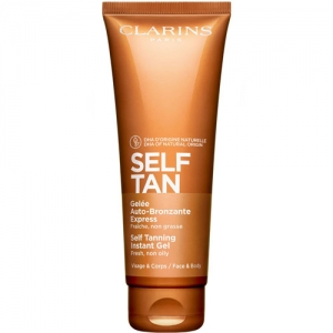 JELLY AUTO-BROZANTE EXPRESS Self-Tanning Face & Body