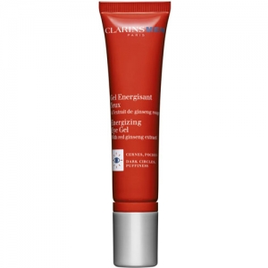 ENERGIZING EYE GEL With red ginseng extract