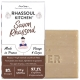 RHASSOUL KITCHEN              Surgras Face and Body Soap with Rhassoul Clay                100 g