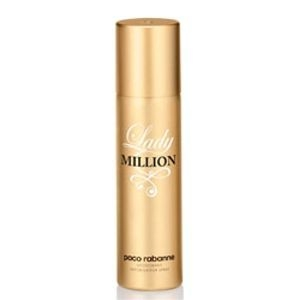 LADY MILLION Spray Deodorant