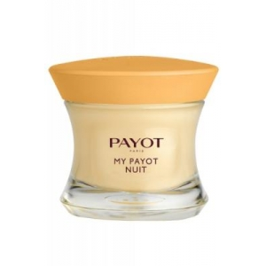 MY PAYOT NUIT Night repairing care with superfruit extracts