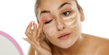 crème teinté visage femme