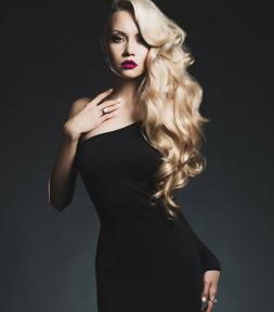 femme glamour
