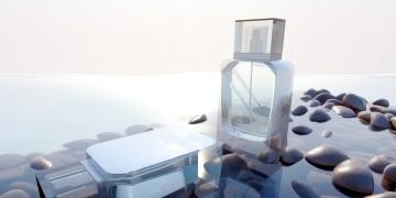 eau de cologne bouteille