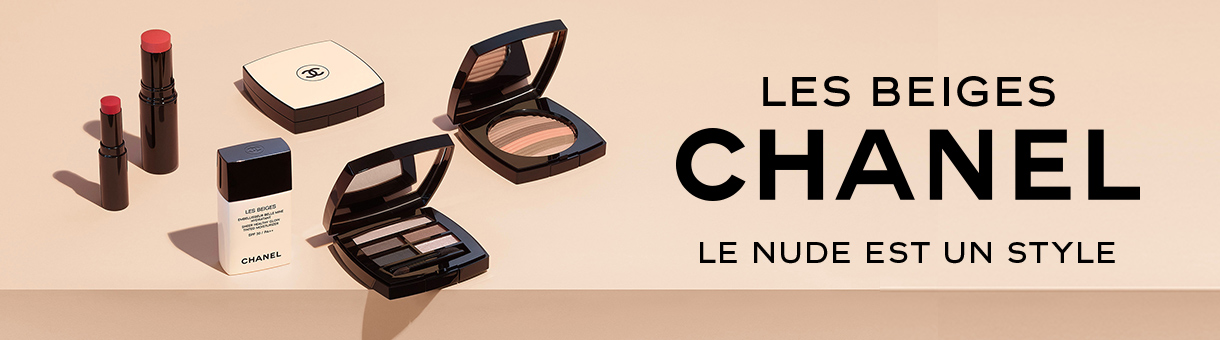 chanel les beiges collection