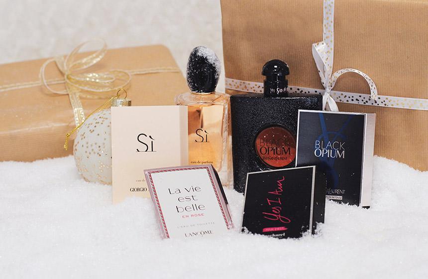 Testez votre parfum avant de l'acheter ou de l'offrir