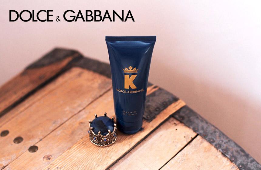 Votre gel douche K by D&G