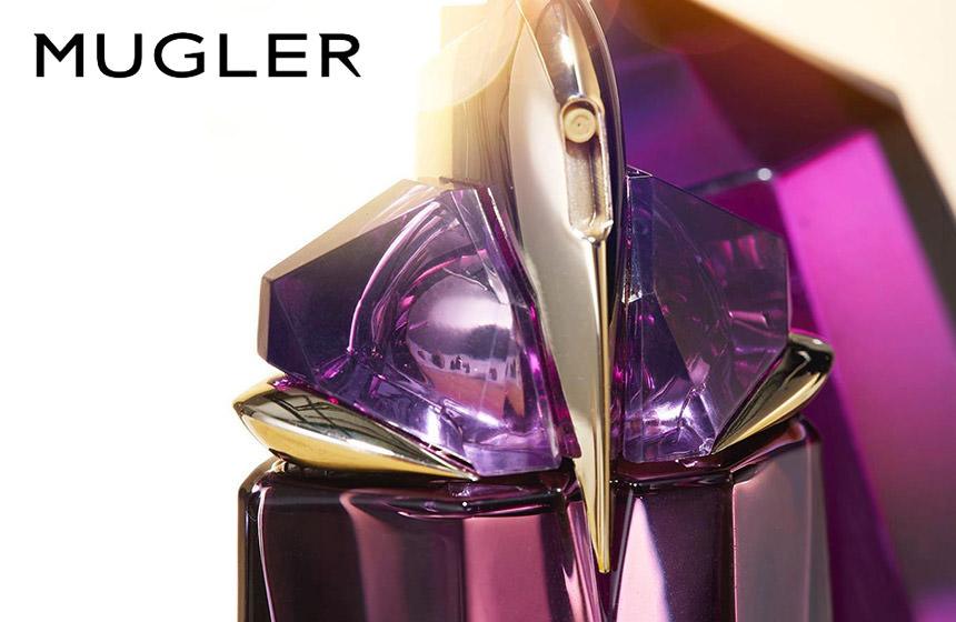 Votre pochette Mugler offerte*